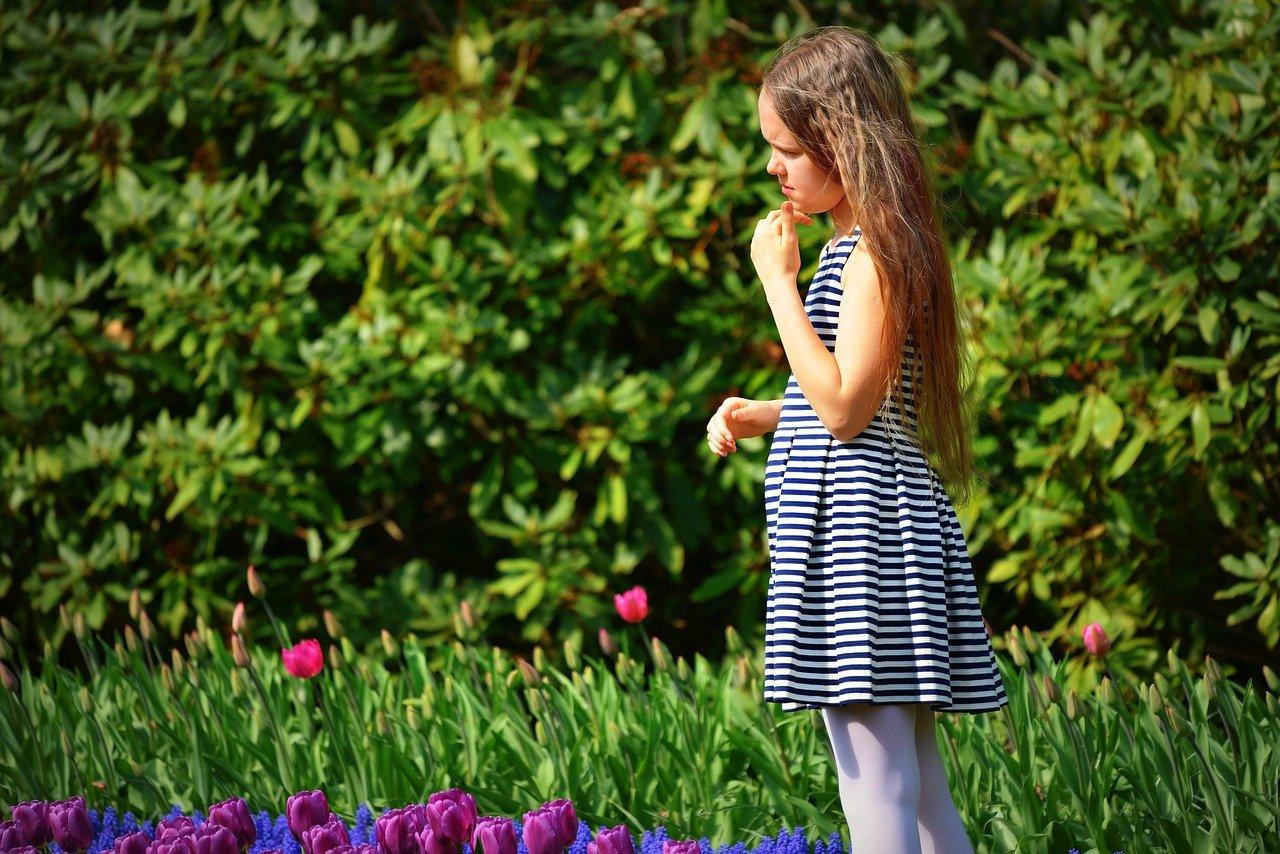 Pomysł na wygodny strój dla dziewczynki do przedszkola