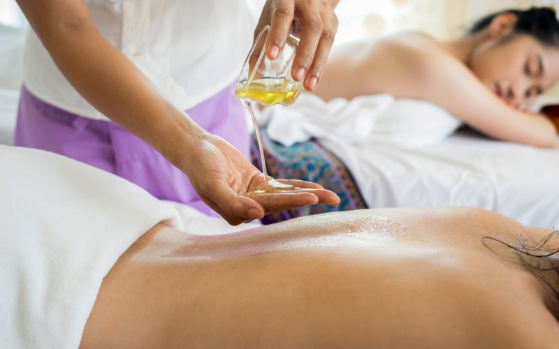 Domowe SPA – bańki do masażu pleców